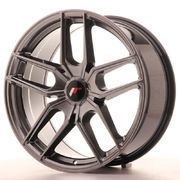 Japan Racing JR25 19x8,5 ET40 5H Blank Hyper Black