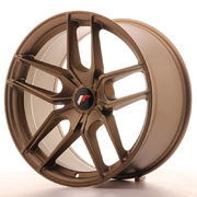 Japan Racing JR25 19x9,5 ET20-40 5H Blank Bronze