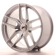 Japan Racing JR25 19x9,5 ET20-40 5H Blank Silver