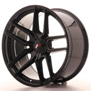 Japan Racing JR25 20x10 ET40 5H Blank Glossy Black