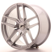 Japan Racing JR25 20x10 ET40 5H Blank Silver