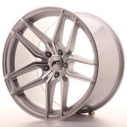 Japan Racing JR25 20x11 ET20-40 5H Blank Silver