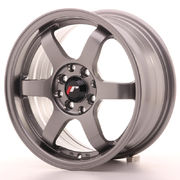 Japan Racing JR3 15x7 ET40 4x100/114 Gun Metal