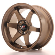 Japan Racing JR3 15x8 ET25 4x100/114 Anodiz Bronze