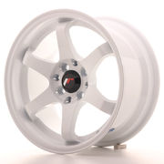 Japan Racing JR3 15x8 ET25 4x100/108 White