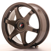 Japan Racing JR3 17x7 ET35-40 Blank Bronze