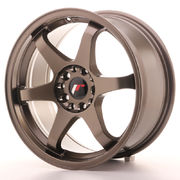 Japan Racing JR3 17x8 ET35 4x100/114 Bronze