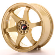 Japan Racing JR3 17x8 ET35 5x100/114 Gold