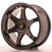 Japan Racing JR3 17x8 ET35 Blank Bronze