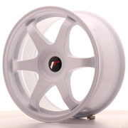 Japan Racing JR3 17x8 ET35 Blank White