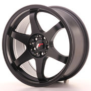 Japan Racing JR3 17x8 ET25 4x100/108 Matt Black