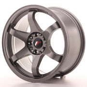 Japan Racing JR3 17x9 ET20 4x100/114 Gun Metal
