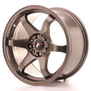 Japan Racing JR3 17x9 ET35 5x100/114 Bronze