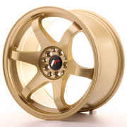 Japan Racing JR3 17x9 ET35 5x100/114 Gold