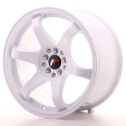 Japan Racing JR3 17x9 ET35 5x100/114 White