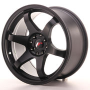 Japan Racing JR3 17x9 ET25 4x108/114 Matt Black