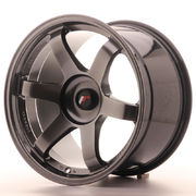 Japan Racing JR3 18x10,5 ET25-30 Blank HypBlack
