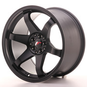 Japan Racing JR3 18x10 ET25 5x114,3/120 Matt Black
