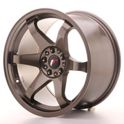Japan Racing JR3 18x10 ET25 5x114,3/120 Bronze