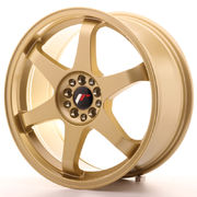 Japan Racing JR3 18x8 ET40 5x100/108 Gold