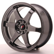Japan Racing JR3 18x8 ET35 5x100/120 Dark HB