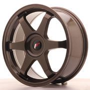 Japan Racing JR3 18x8 ET35-40 Blank Bronze
