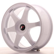 Japan Racing JR3 18x8 ET35-40 Blank White