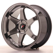 Japan Racing JR3 18x9 ET35-40 5H Blank Dark HB