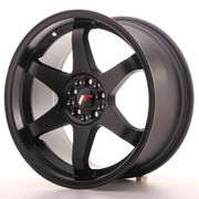 Japan Racing JR3 18x9 ET40 5x100/108 Matt Black