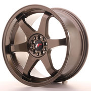 Japan Racing JR3 18x9 ET40 5x100/108 Bronze