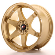 Japan Racing JR3 18x9 ET40 5x100/108 Gold
