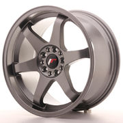 Japan Racing JR3 18x9 ET15 5x114/120 Gun Metal