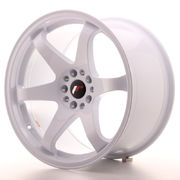 Japan Racing JR3 19x10,5 ET22 5x114/120 White