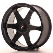 Japan Racing JR3 19x8,5 ET35-40 Blank Matt Black