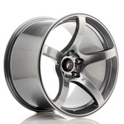 JR Wheels JR32 18x10,5 ET22 5x114,3 Hyper Black