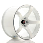 JR Wheels JR32 18x10,5 ET22 5x114,3 White