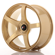 Japan Racing JR32 18x8,5 ET20-38 5H Blank Gold
