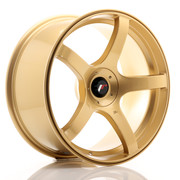 JR Wheels JR32 18x8,5 ET20-38 5H BLANK Gold