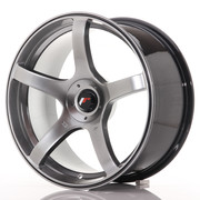 Japan Racing JR32 18x8,5 ET20-38 5H Blank Hyper Bl