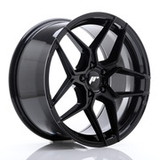 JR Wheels JR34 18x9 ET42 5x112 Glossy Black