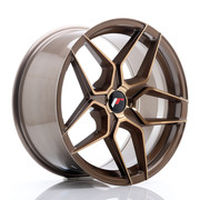 JR Wheels JR34 18x9 ET20-42 5H BLANK Platinum Bronze
