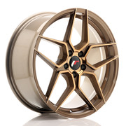 JR Wheels JR34 19x8,5 ET40 5x112 Platinum Bronze