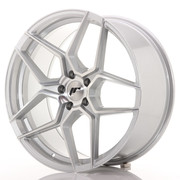 Japan Racing JR34 20x9 ET40 5x112 Silver Machine