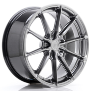 JR Wheels JR37 19x8,5 ET20-45 5H BLANK Hyper Black