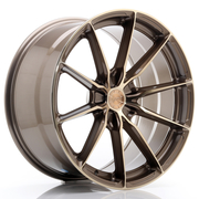 JR Wheels JR37 20x10 ET20-45 5H BLANK Platinum Bronze
