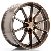 JR Wheels JR37 20x8,5 ET20-45 5H BLANK Platinum Bronze