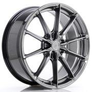 JR Wheels JR37 20x8,5 ET20-45 5H BLANK Hyper Black