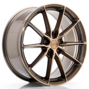 JR Wheels JR37 20x9 ET20-45 5H BLANK Platinum Bronze