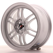 JR Wheels JR7 15x7 ET38 4x100/114 Silver
