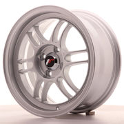 JR Wheels JR7 15x7 ET38 4x100 Silver
